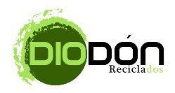 Logotipo Reciclados Diodón, Aceite usado